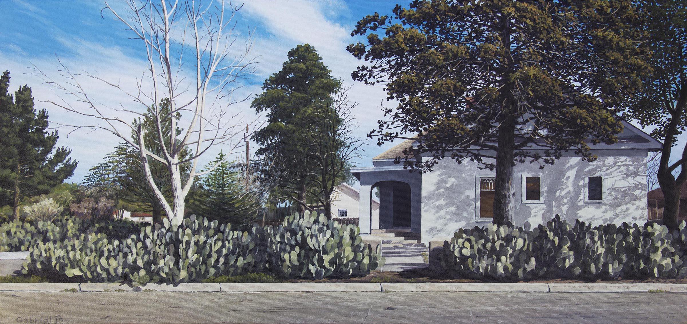 Pat Gabriel, Cactus Heaven, 2015