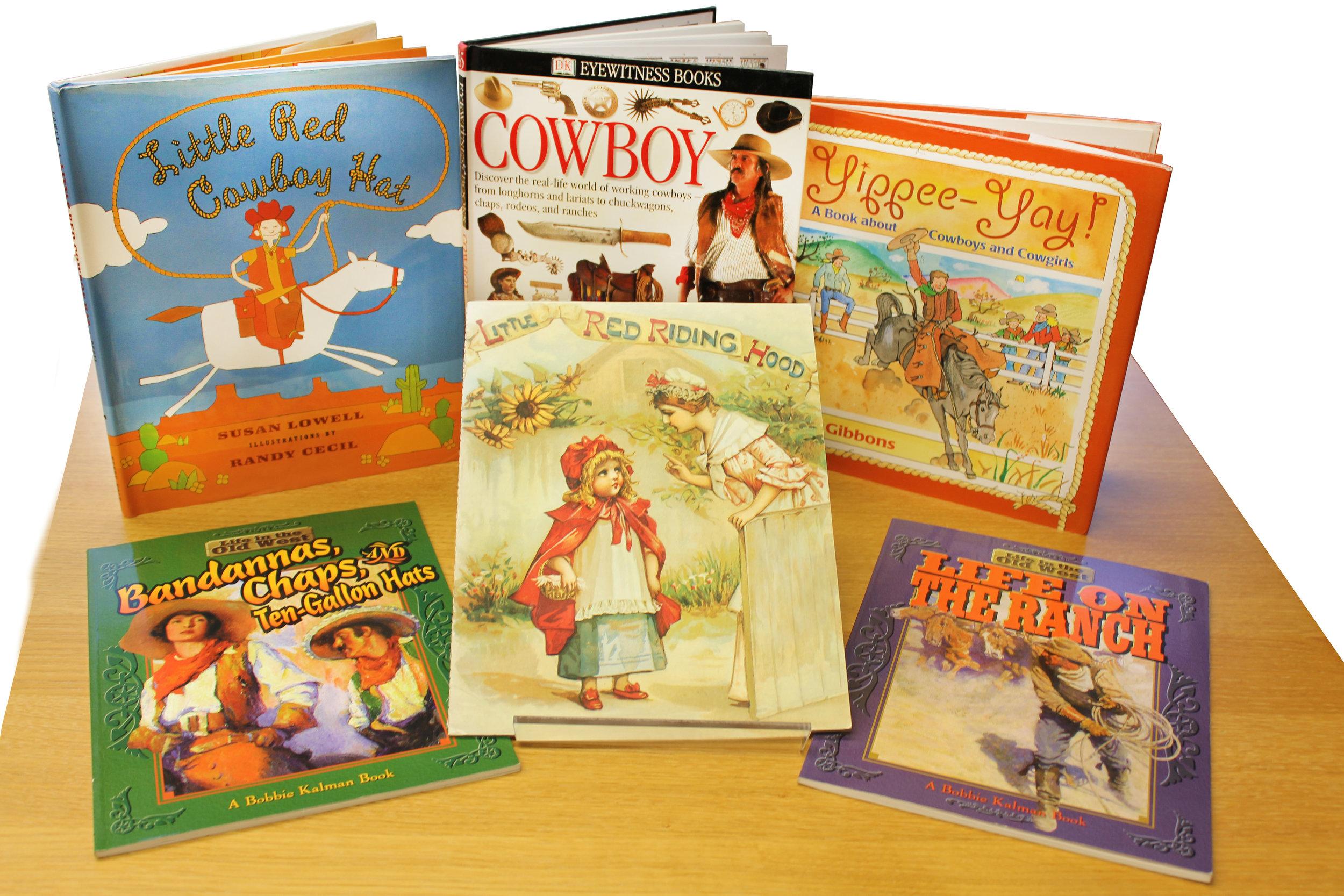 2nd Grade Books