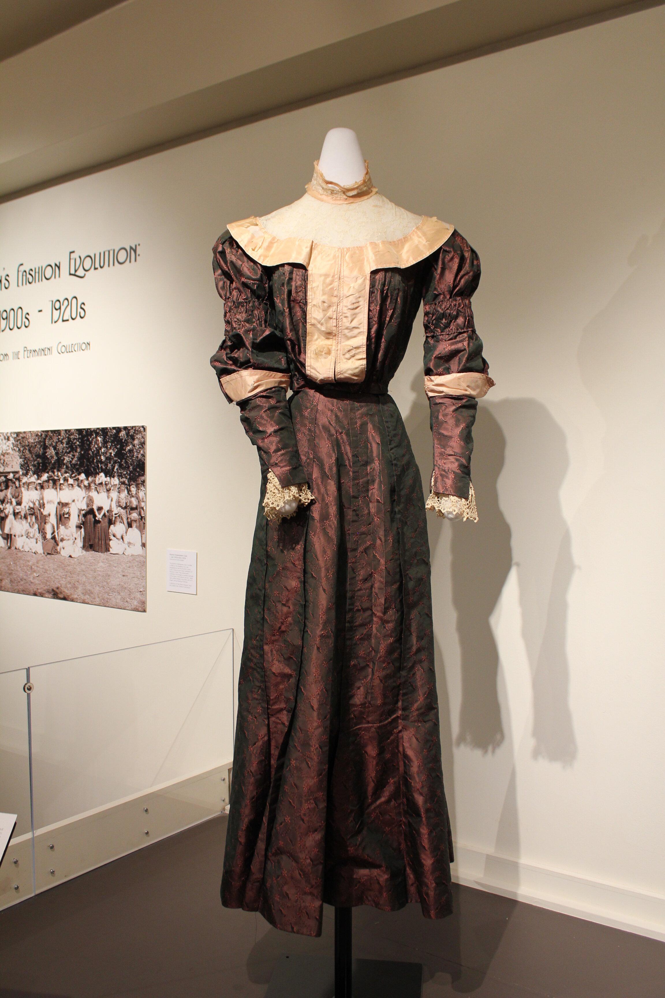 late Edwardian  1920s blouse