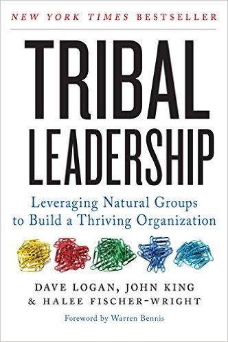 Tribal Leadership - Dave Logan and John King