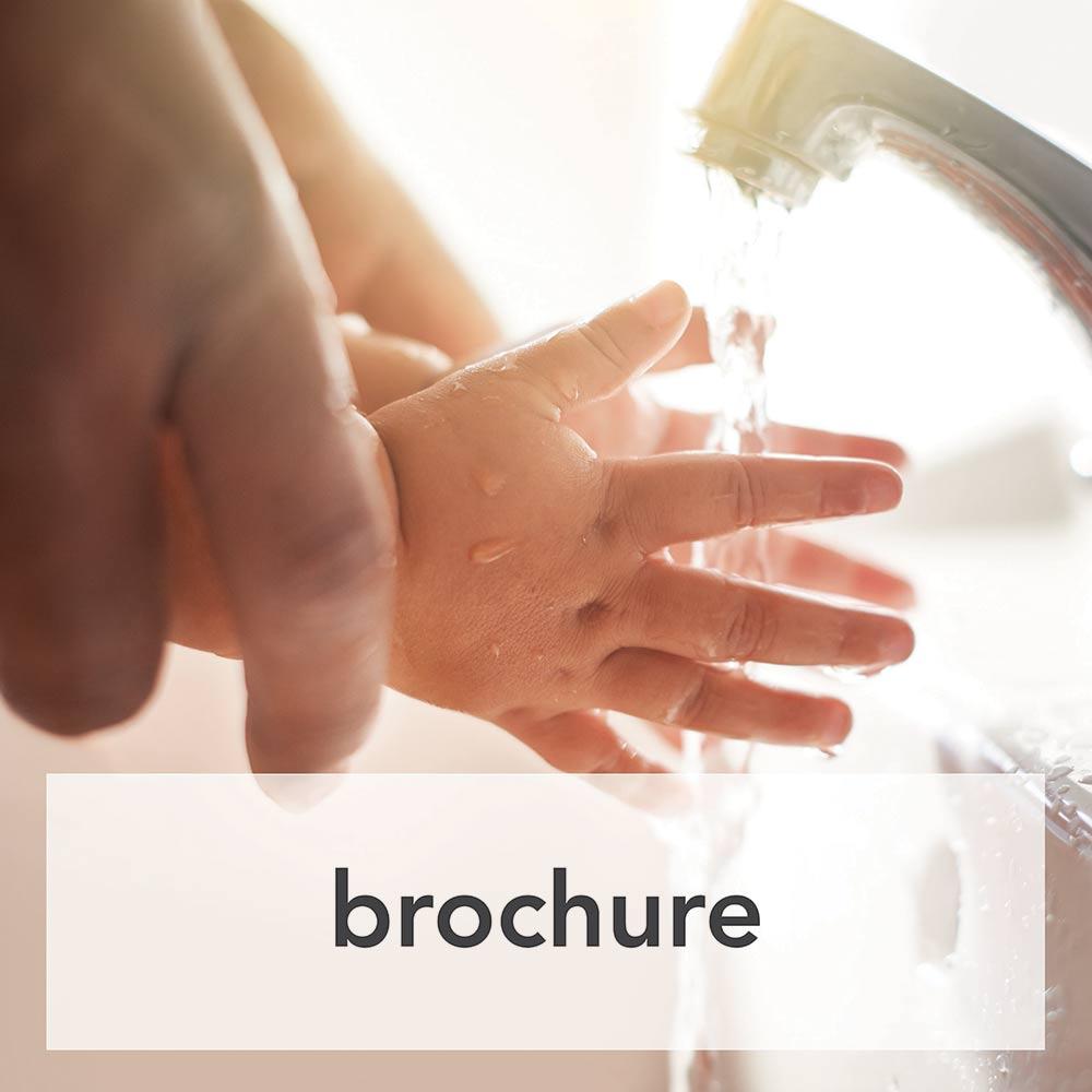 Tankless water heater brochure