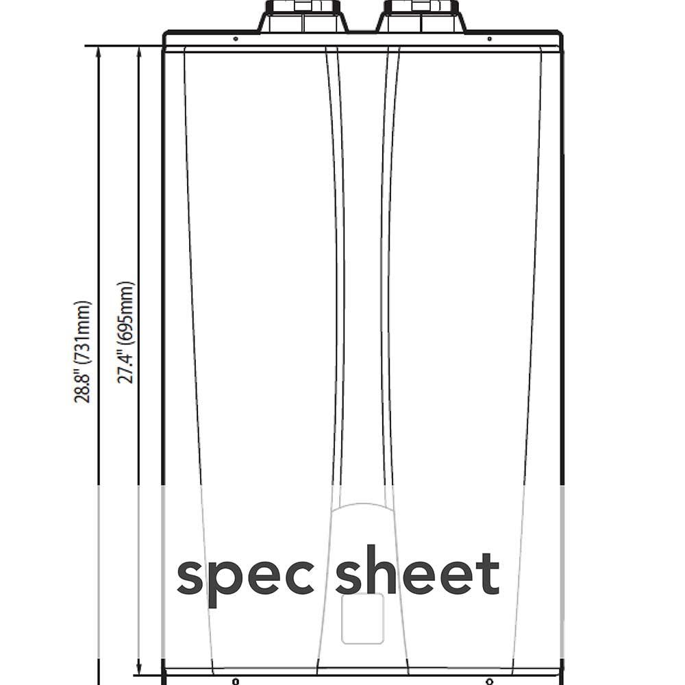 Navien tankless water heater manual
