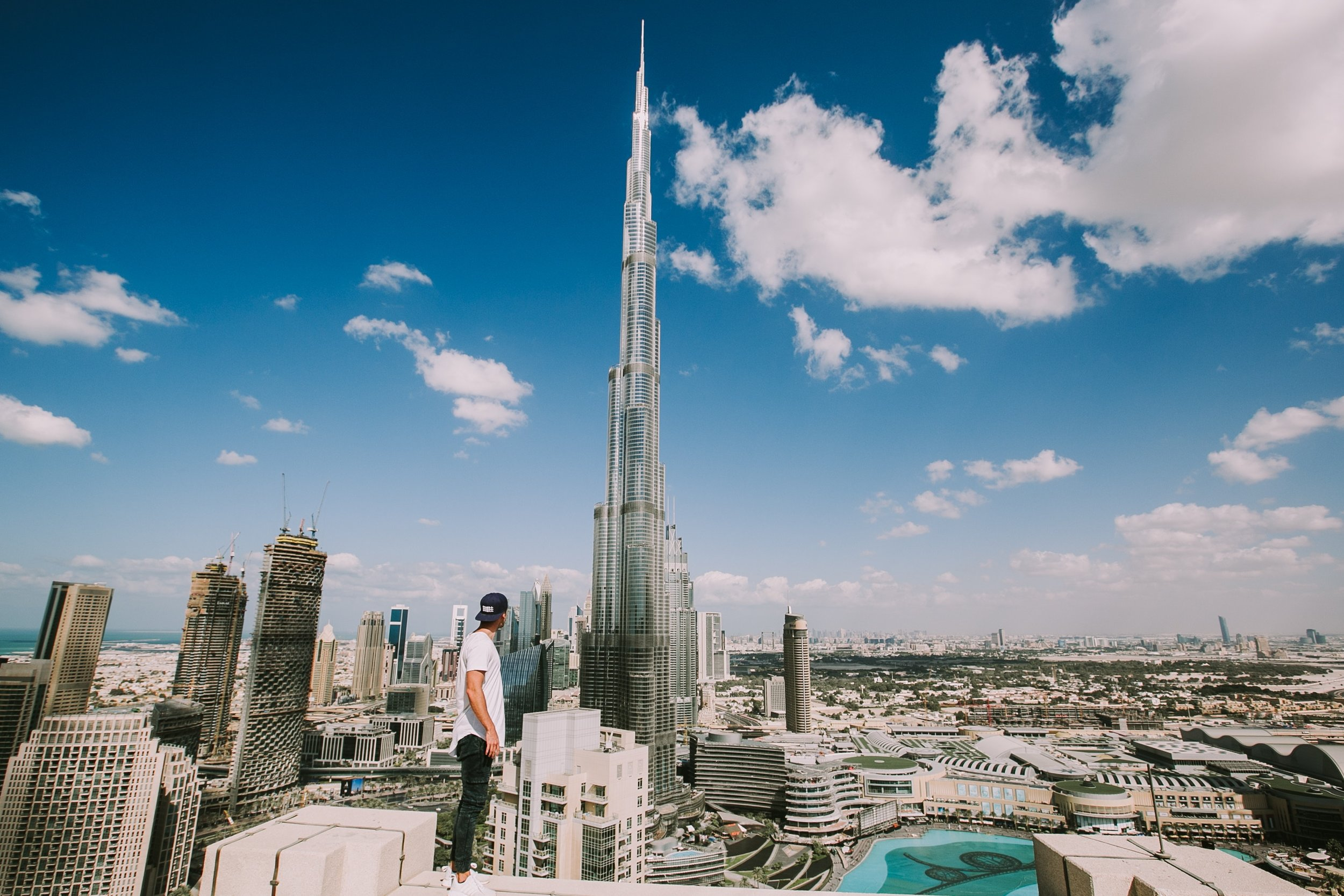 I hear Ideasicle is big in Dubai. (Photo by  denis harsch on  Unsplash )