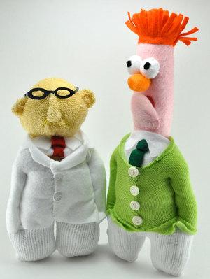 Dr. HoneyDew & Beaker (Muppets)