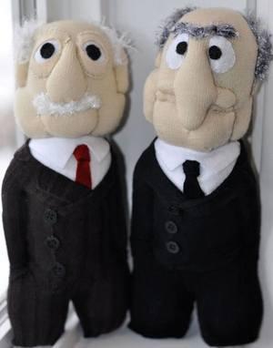 Statler & Waldorf (Muppets)