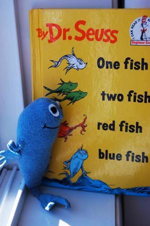 Blue Fish (Dr. Suess)
