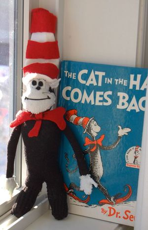 Cat in the Hat (Dr. Suess)