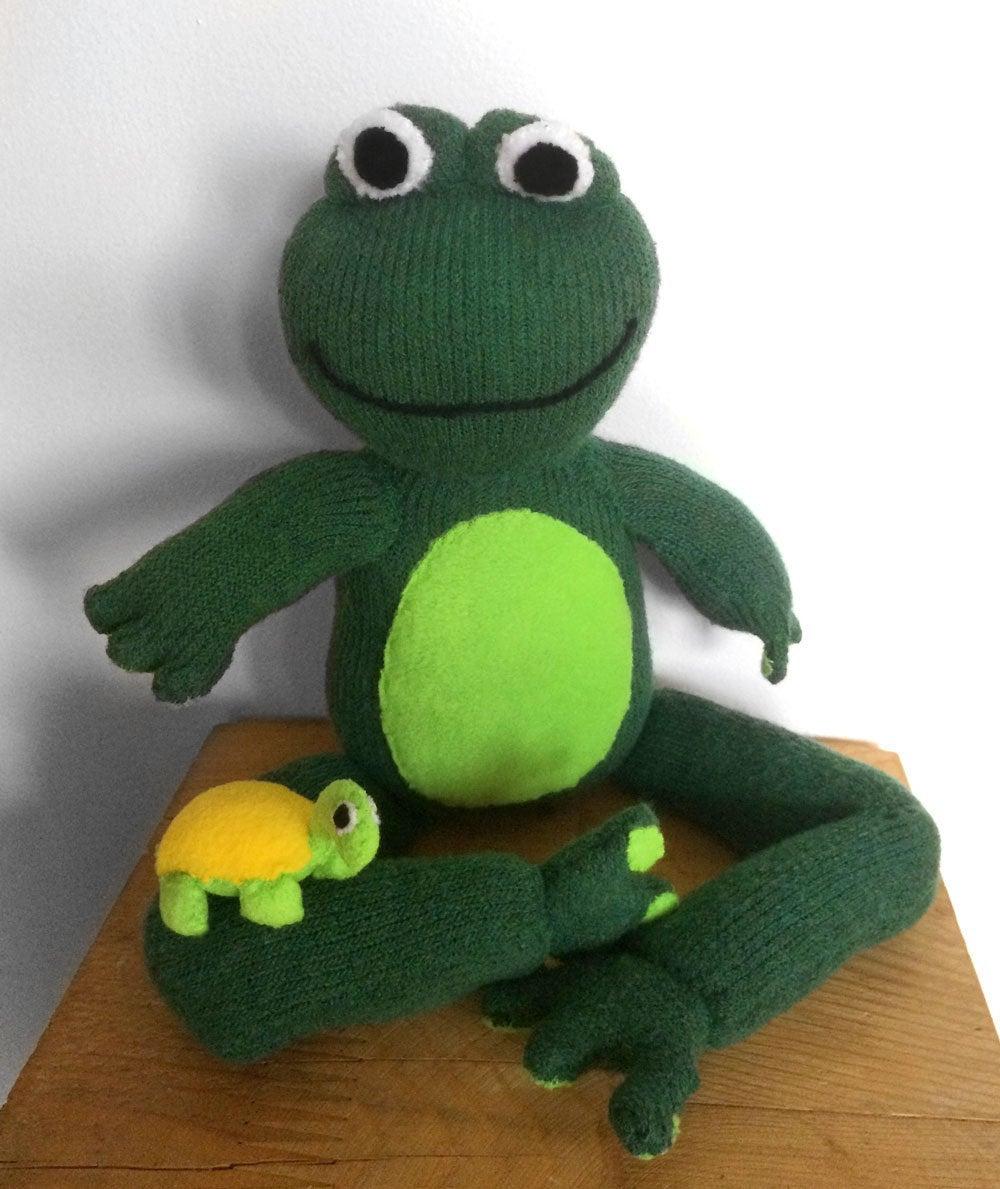 Frog & Turtle