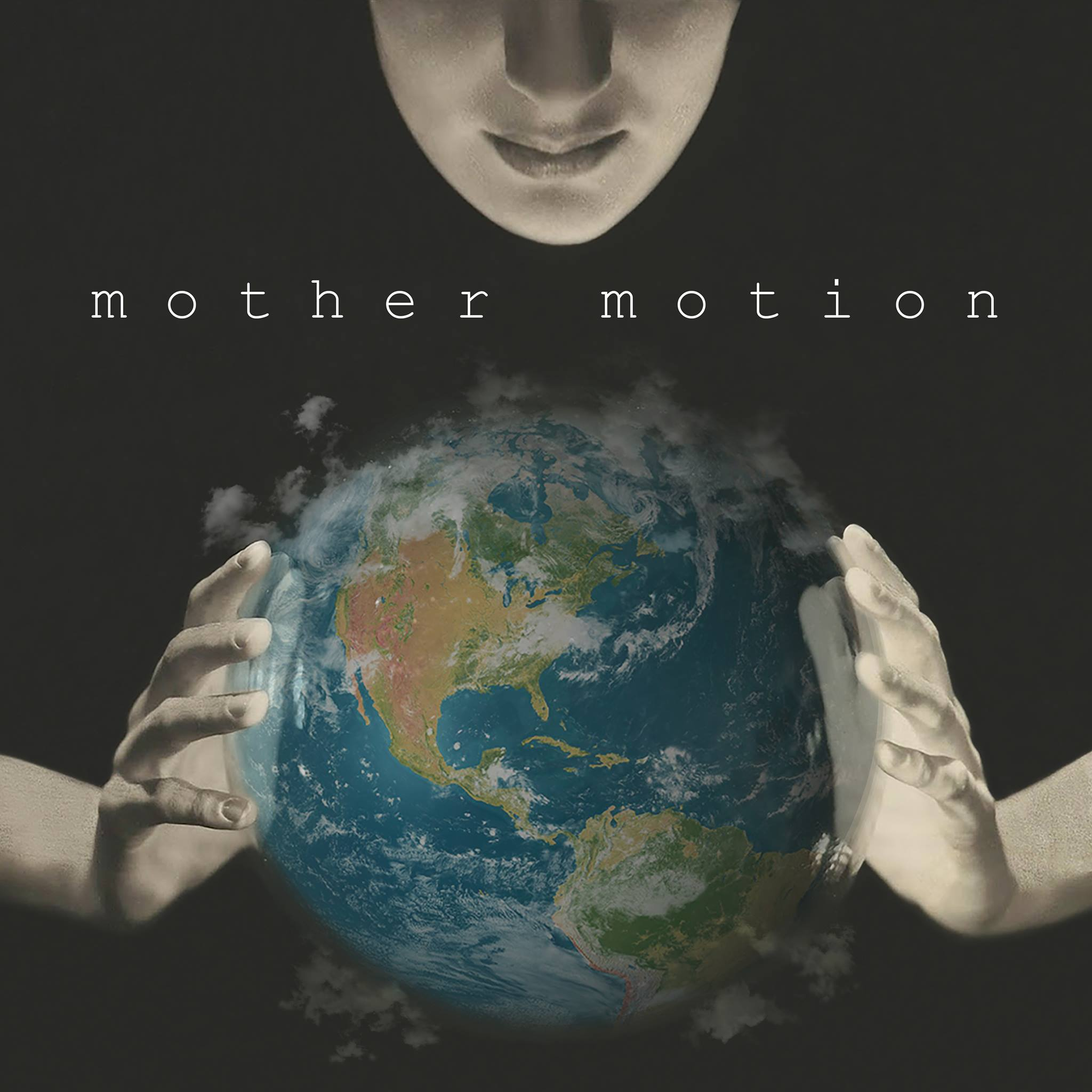 Front Cover - Album Art & Graphic Design,   Self-Titled  by Mother Motion, Self-Released, U.S. (2016)