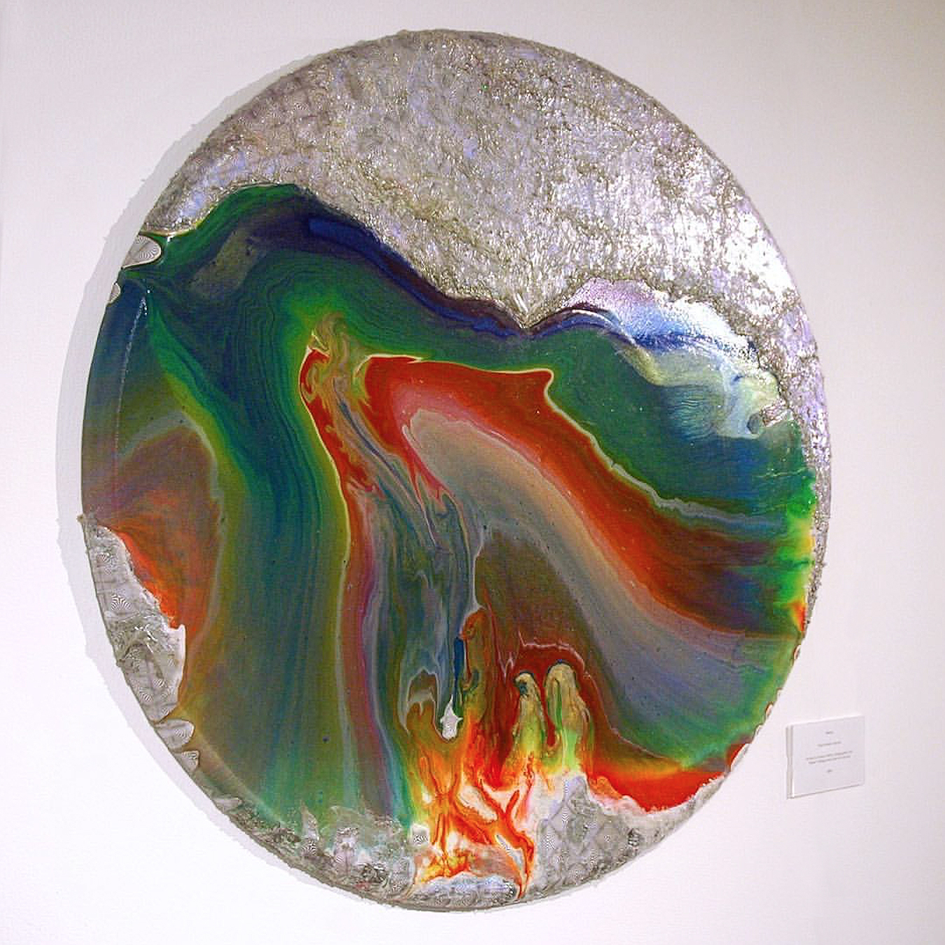 Psychedelic Geode