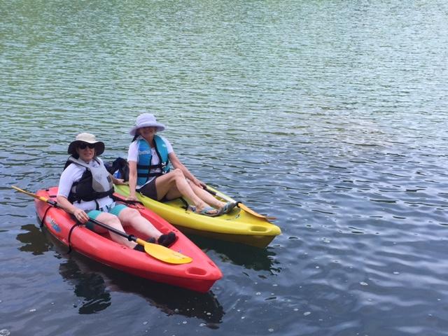 ellie on a kayak.JPG