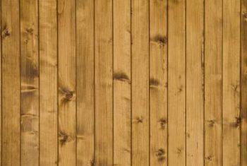 Untreated Wood siding