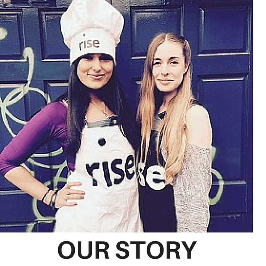 Rise Bakery is a social enterprise supporting people who have experienced homelessness