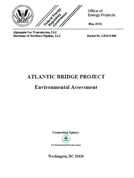 Atlantic Bridge EA 2016