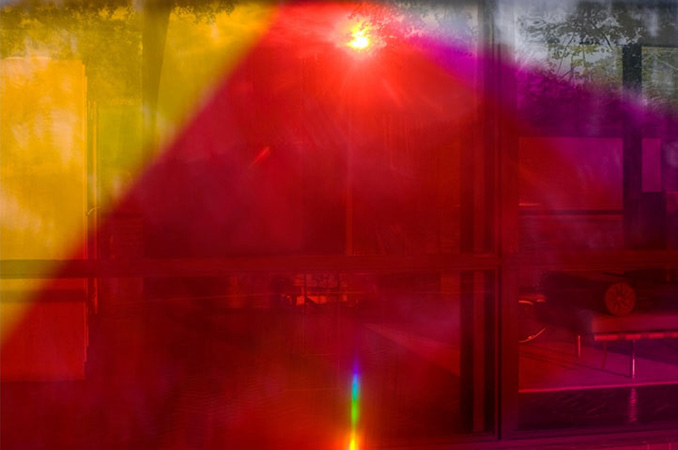 James Welling - Blind Spot
