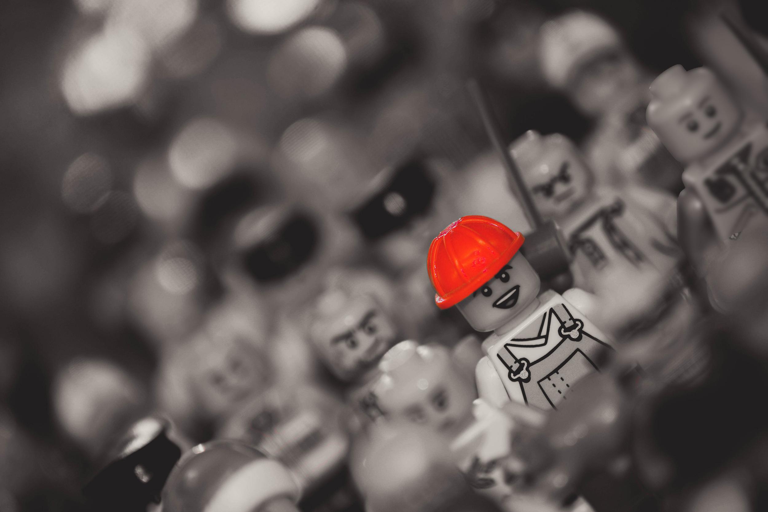 JH23 Photography Lego Photography