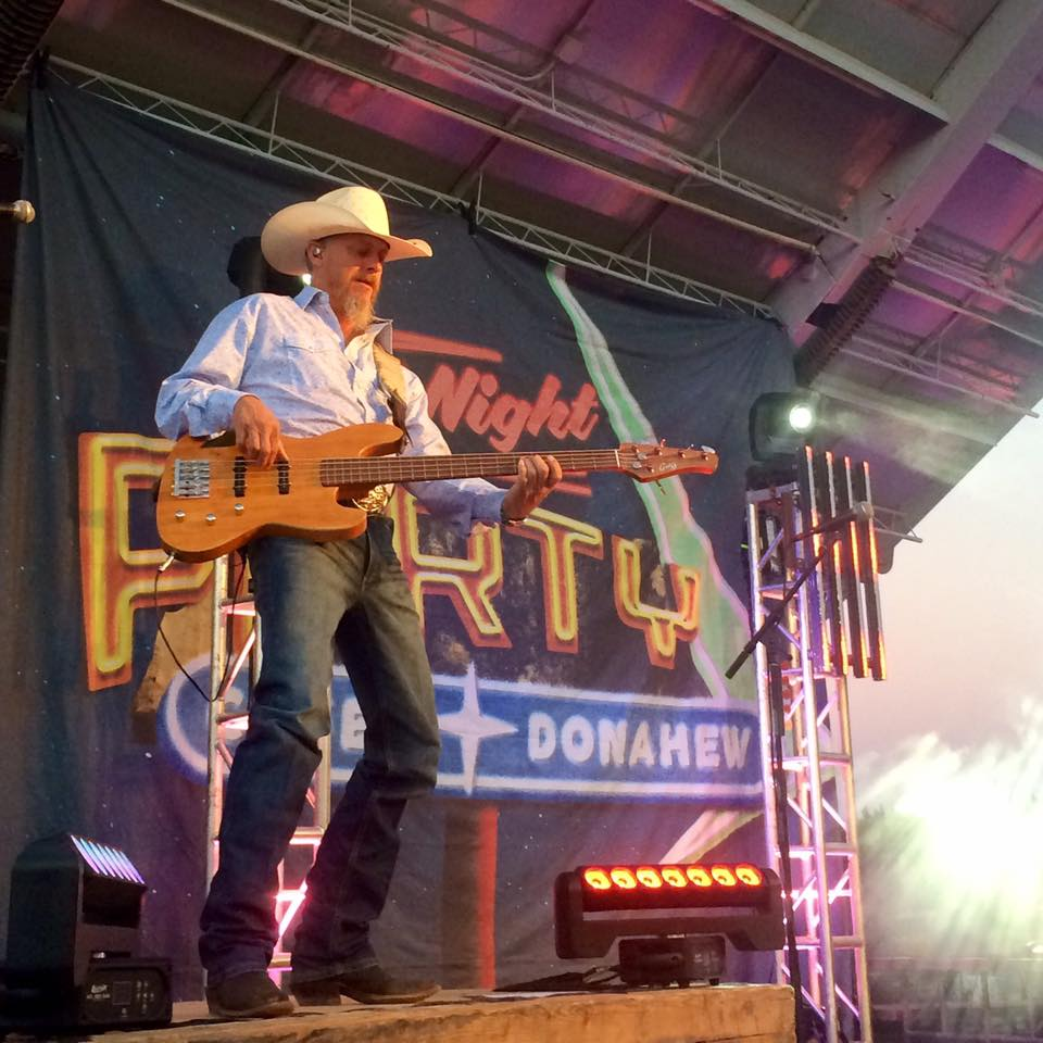 STEVE STONE OF CASEY DONAHEW BAND