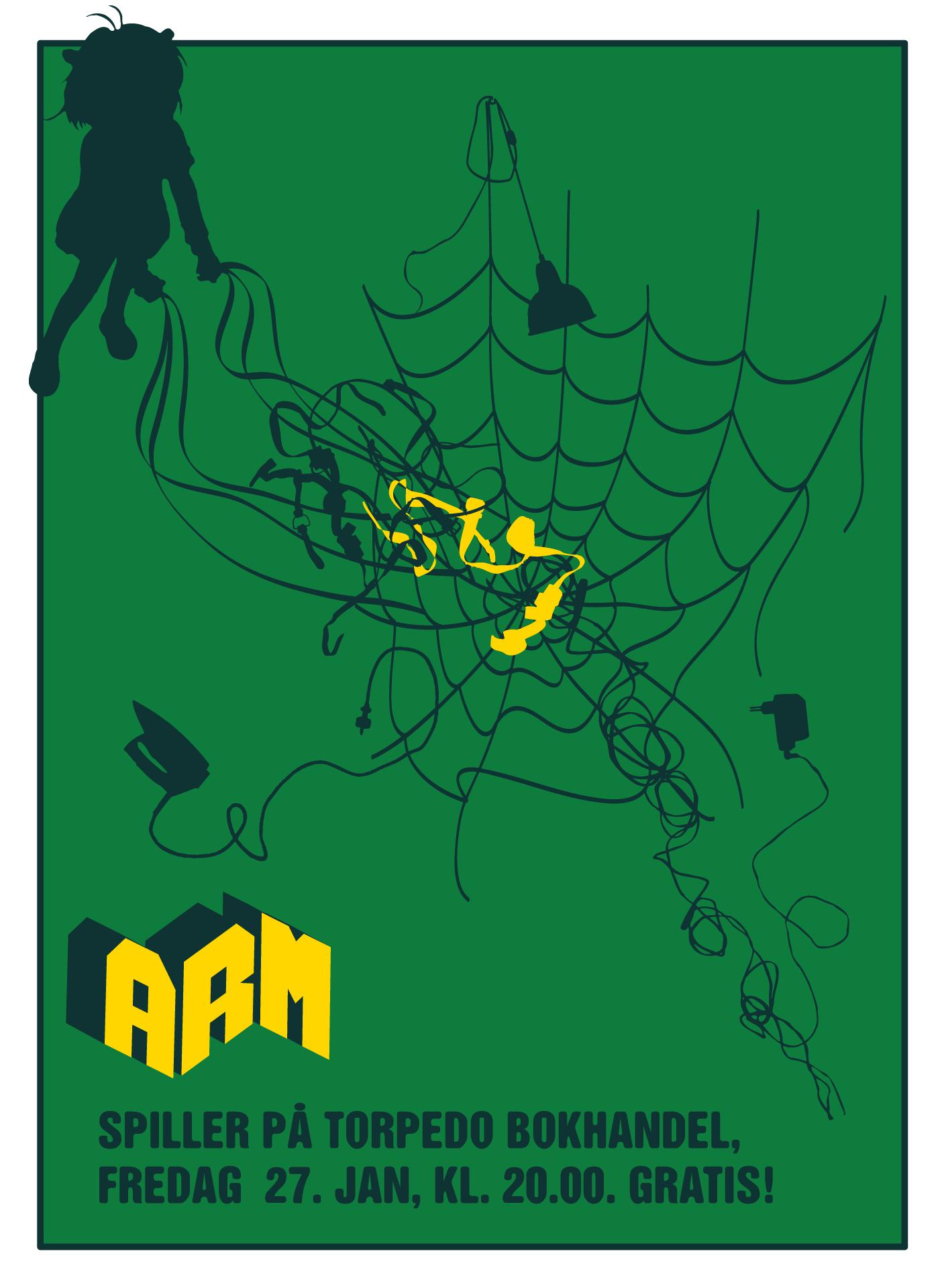 Concert flyer, 2005.