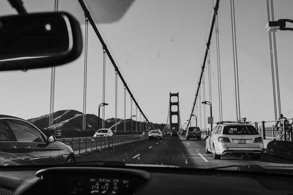 Golden Gate Bridge - Copyright Kala Rath Photography