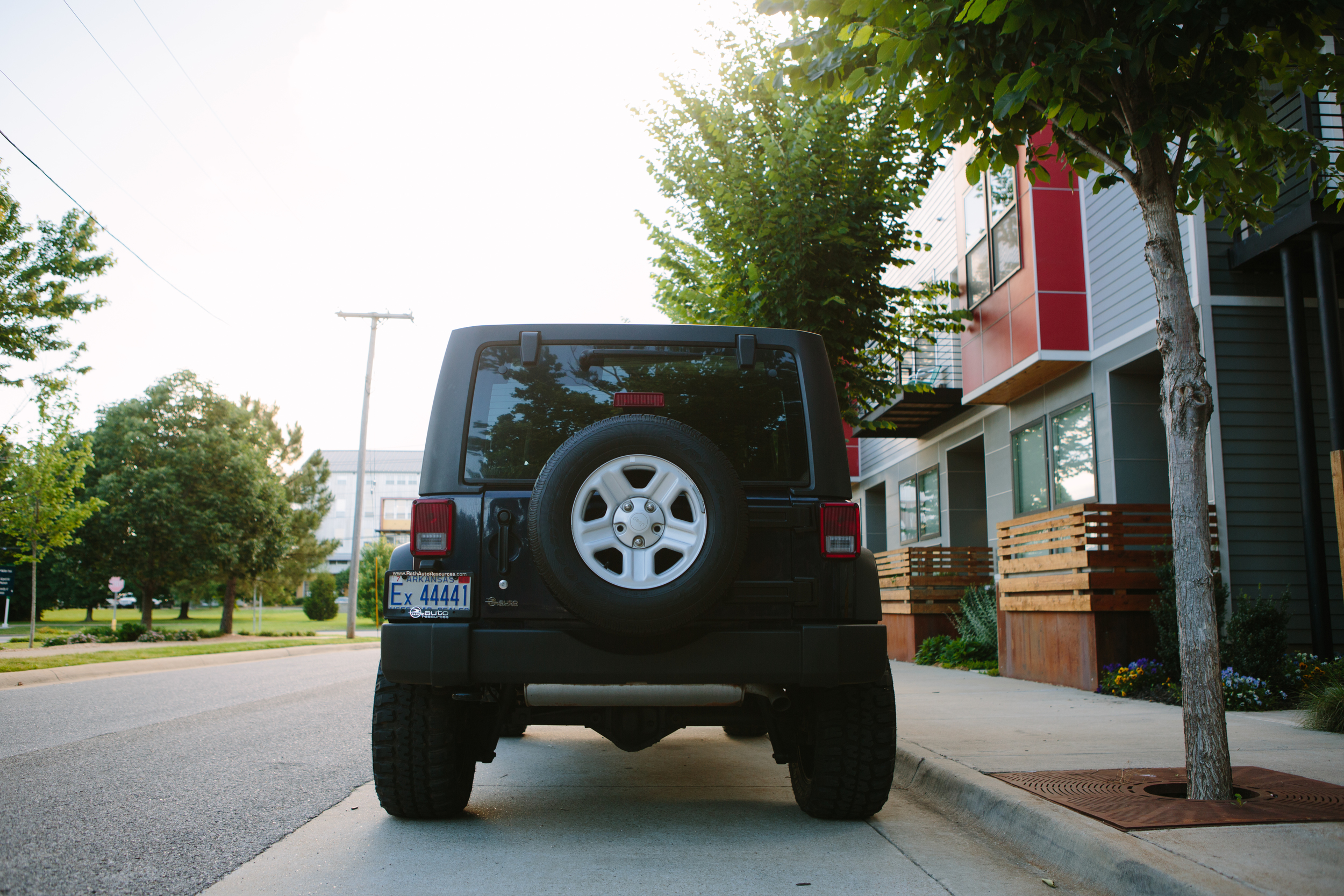 Fort Smith Jeep Wrangler