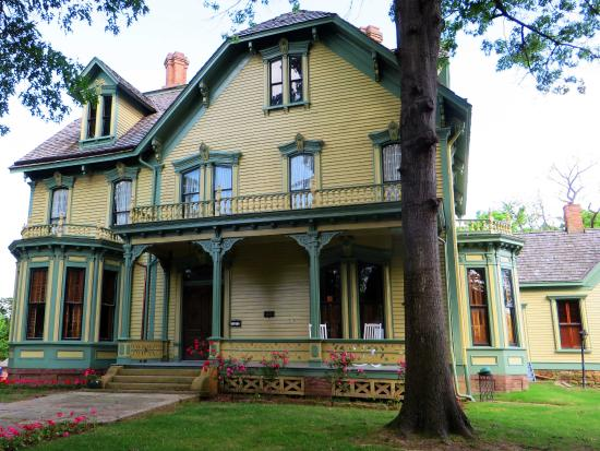 Clayton House Fort Smith Haunted
