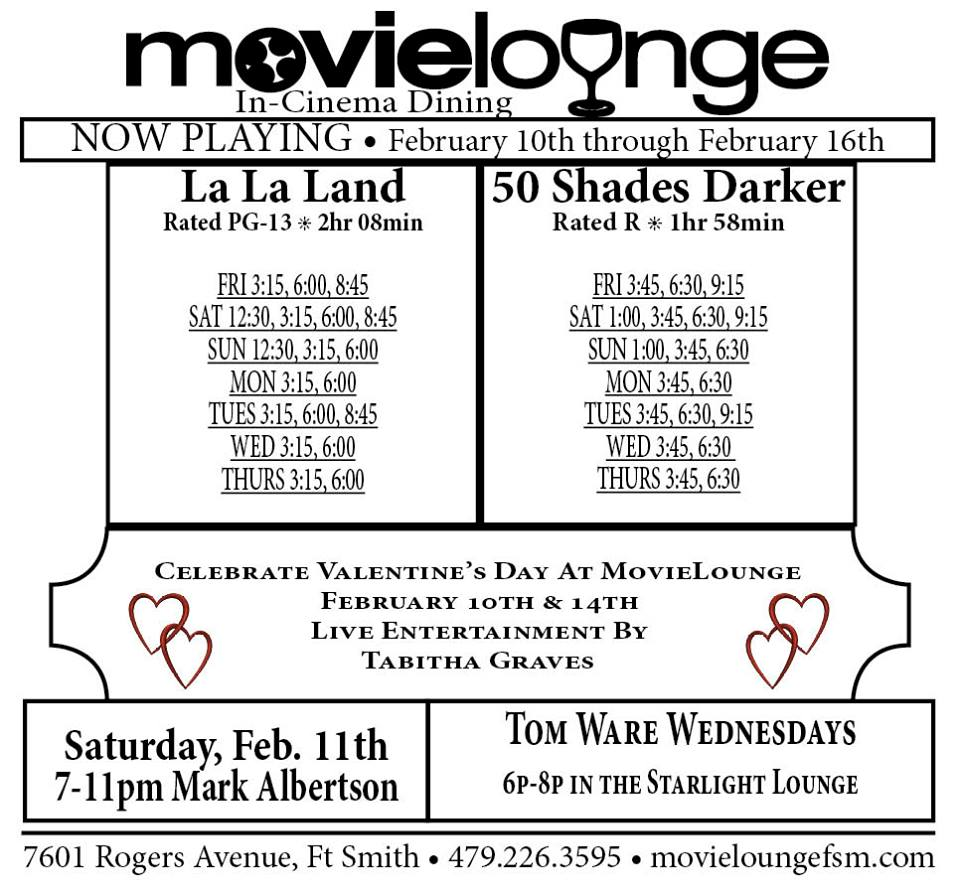 Movie Lounge Fort Smith AR
