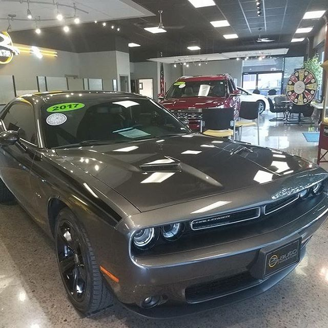 2017 Challenger available for sale. Call 479-646-8251 or visit www.rathauto.com