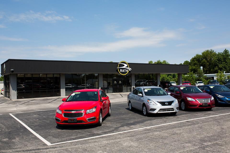 Rath Auto Resources Springdale Arkansas Used Car Dealership