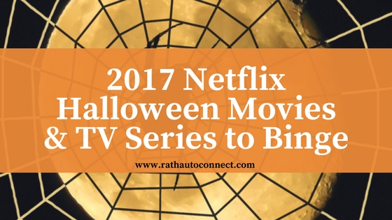 2017 Netflix Halloween Movies and TV series to watch