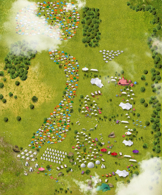 - The Full Festival Map