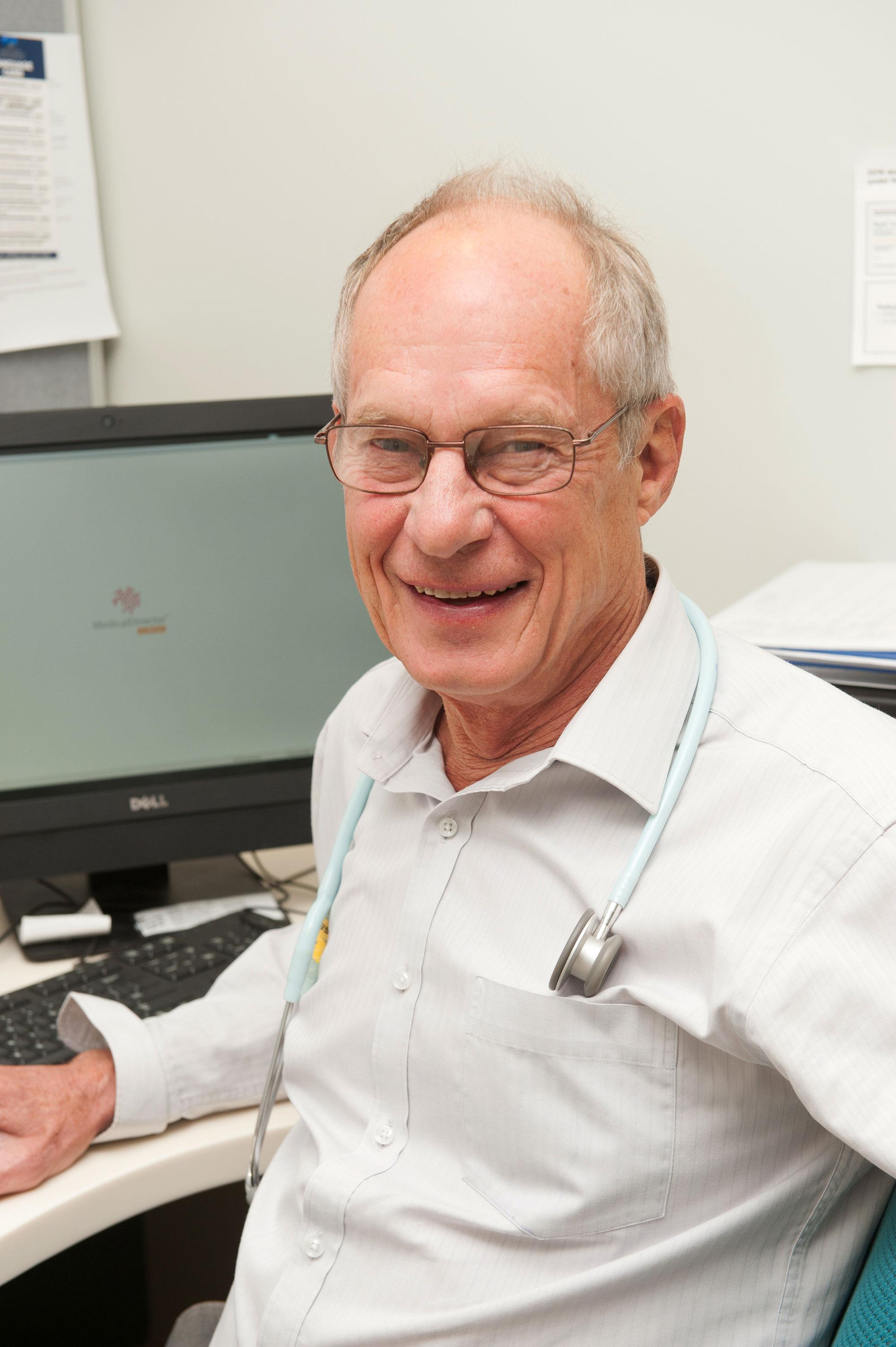 Dr Wayne Lehmann (OAM)