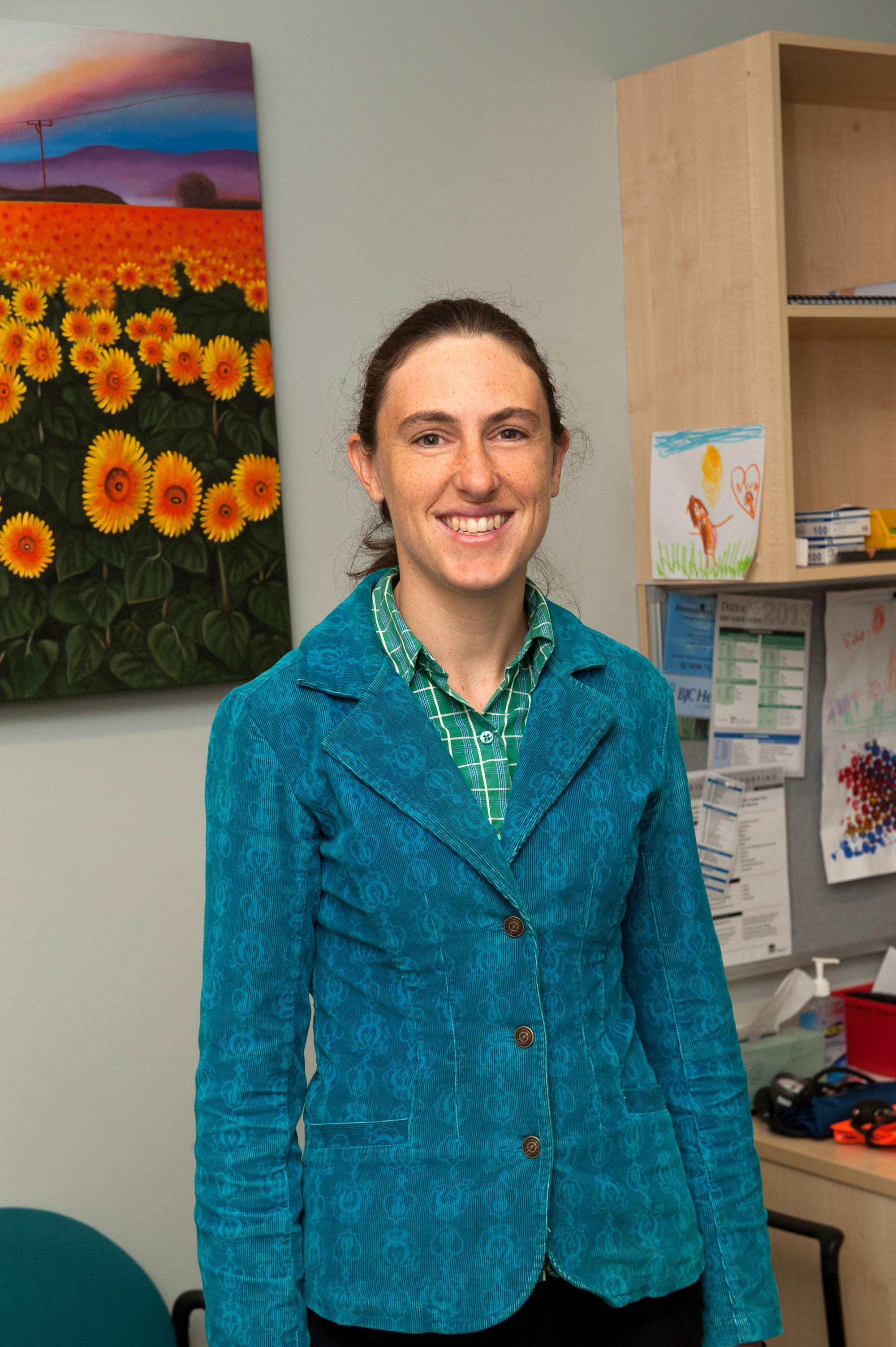 Dr Jennifer Smith