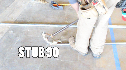 Electrician U — Episode 22 - How To Bend Pipe/Conduit - Guide To 90s