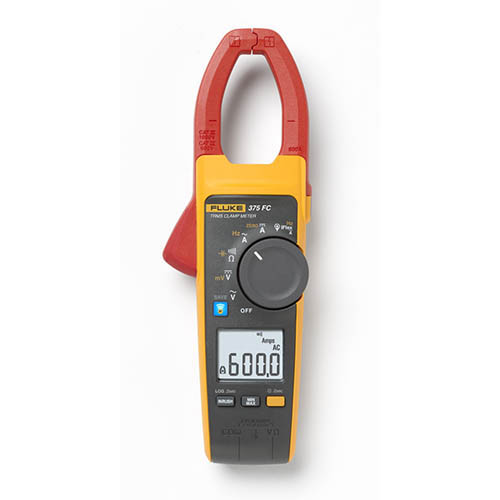Fluke 375 FC Auto-Ranging Wireless Clamp-On Multi-meter
