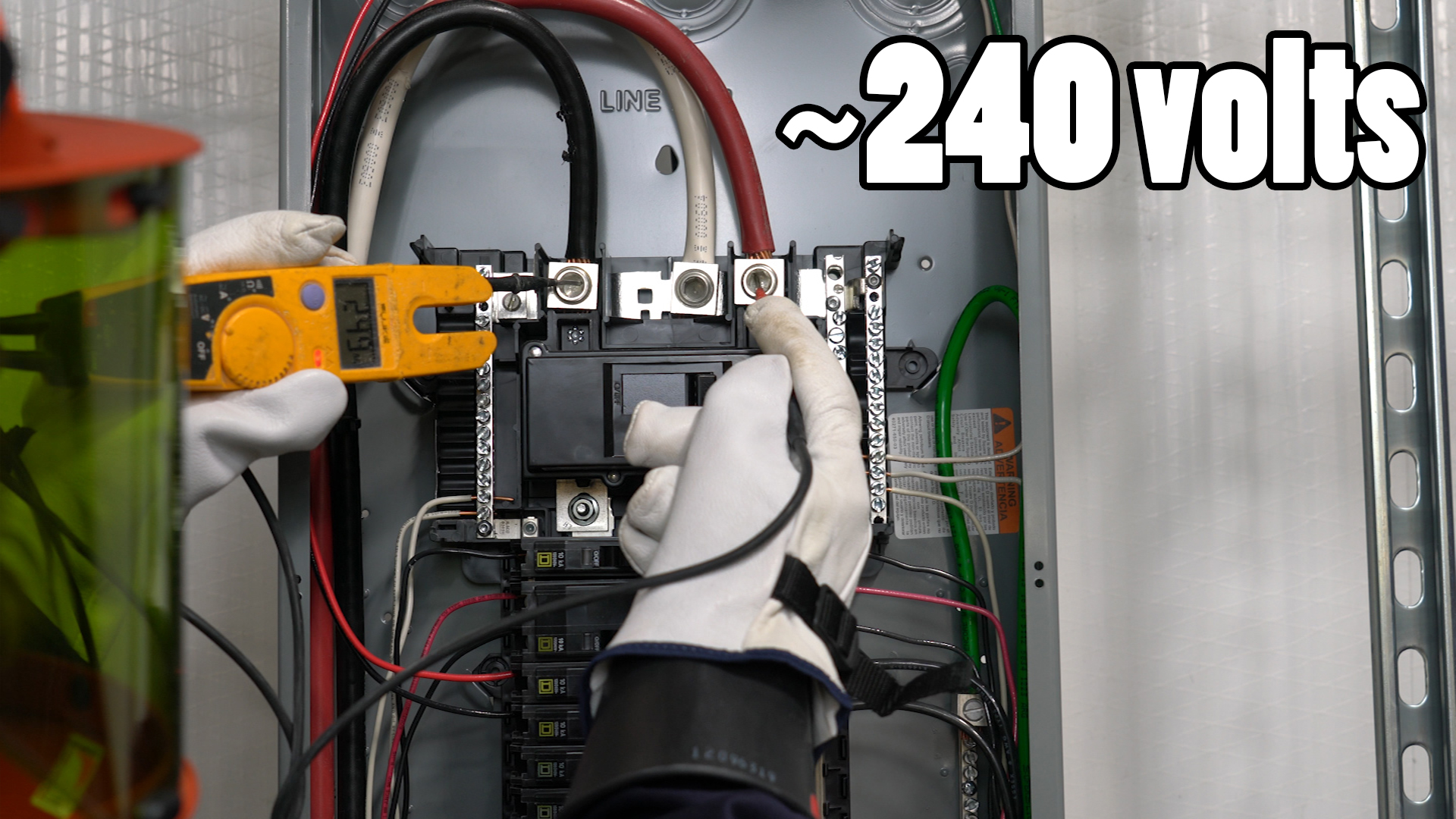 Electrician U — Episode 25 - How To Use A Multimeter - USING