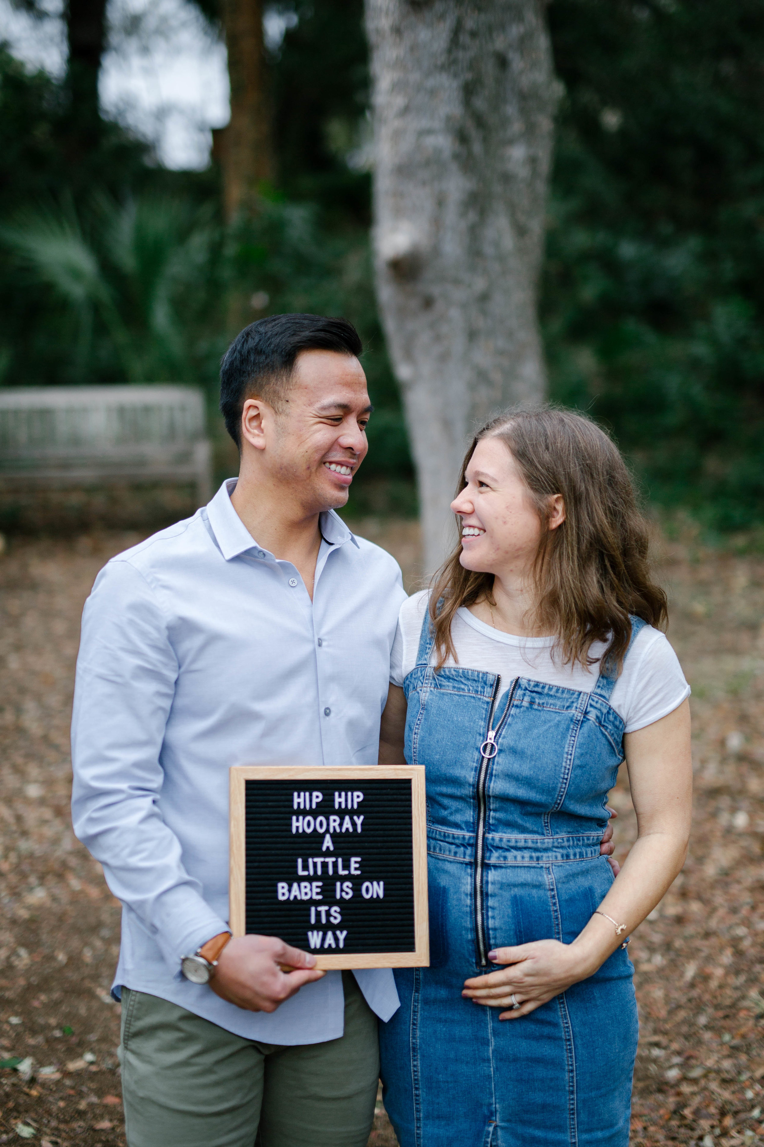 BABY ON THE WAY!