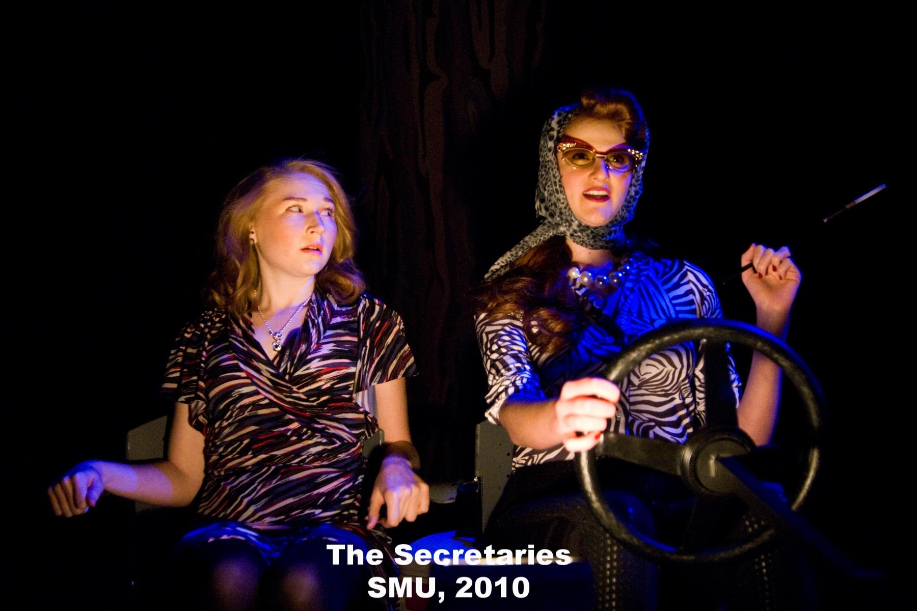 The Secretaries SMU 2010.jpg