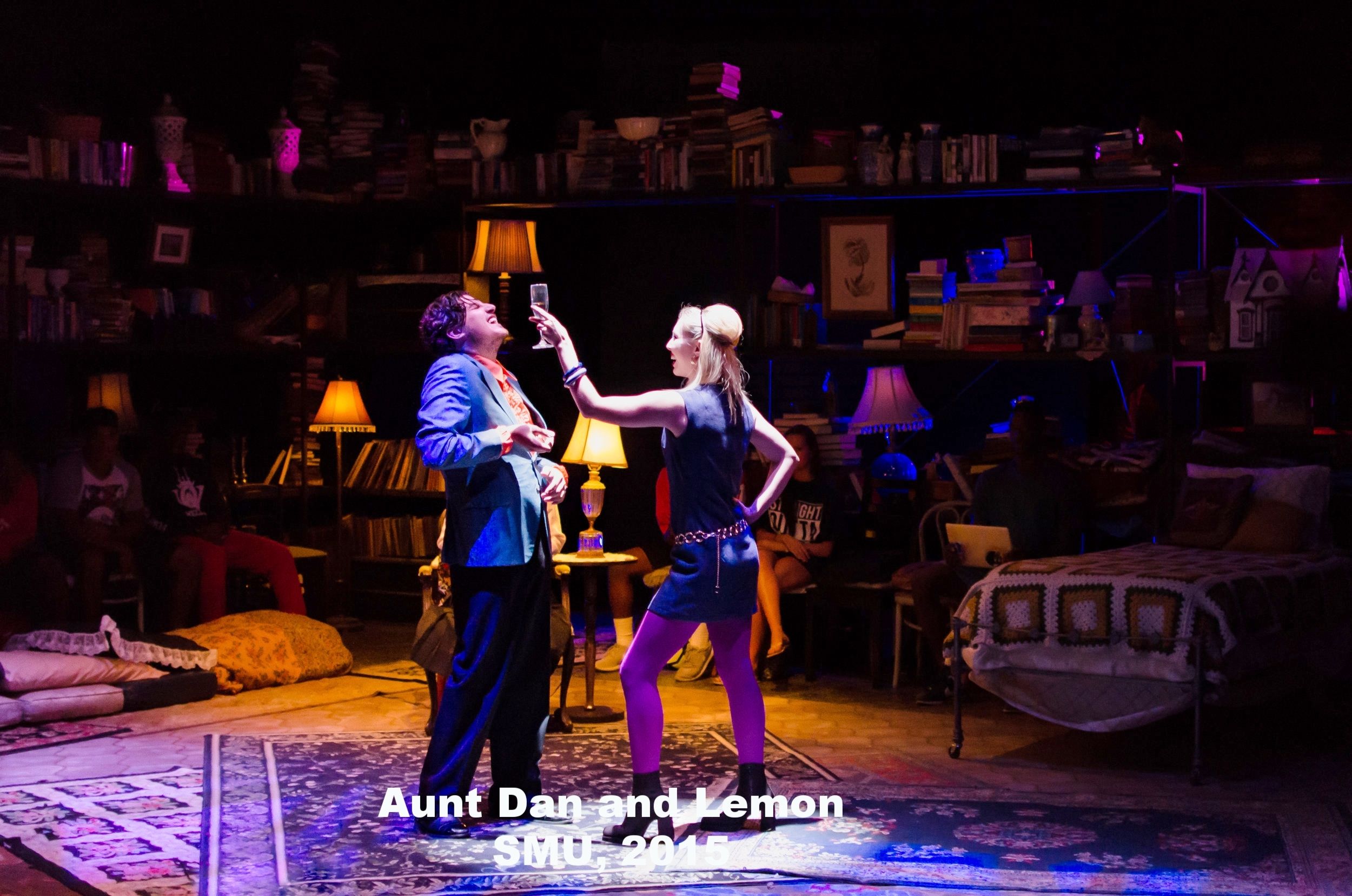 Aunt Dan & Lemon Raimondo & Mindy.jpg