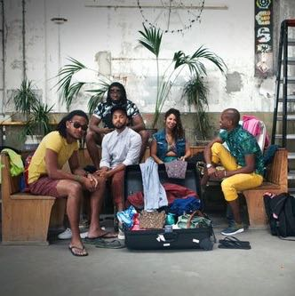 New Noise: Kuenta i TambuWonderland Magazine - We chat to Kuenta i Tambu to get a glimpse into their unlikely coupling of electro sound and traditional Afro Caribbean beats.