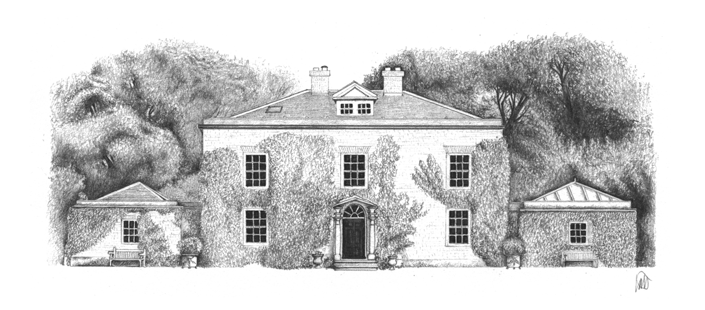 A family home in Cheshire 13x5cm