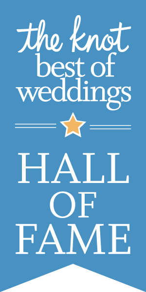 Lauren Rae Photography - Best of Weddings Hall of Fame Winner