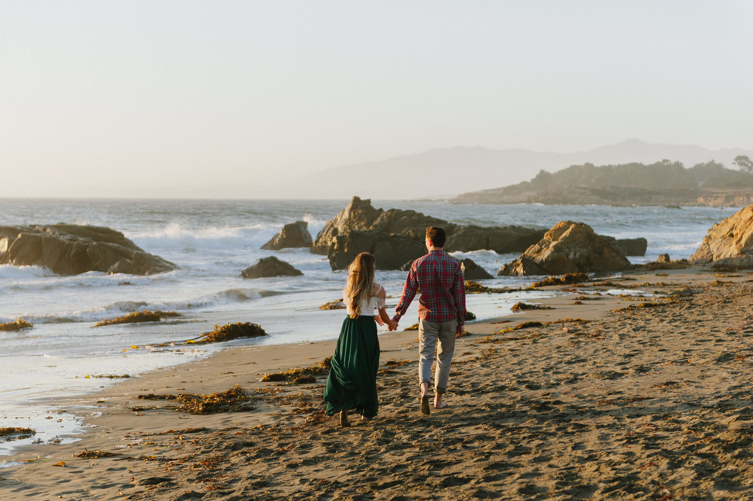 Copy of Cayucos Engagement Photos - Lauren Rae Photography