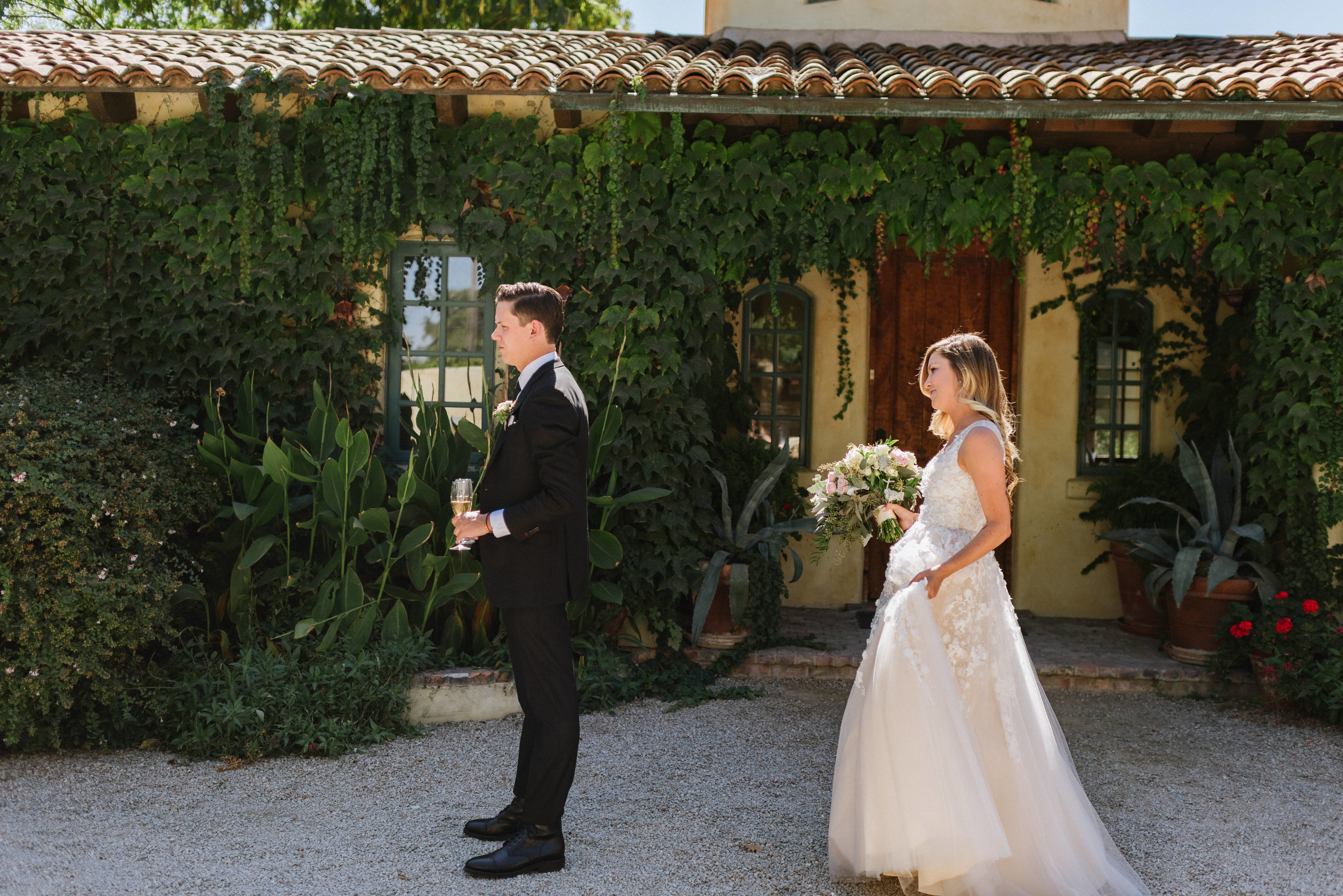 Intimate California Destination Wedding - Lauren Rae Photography