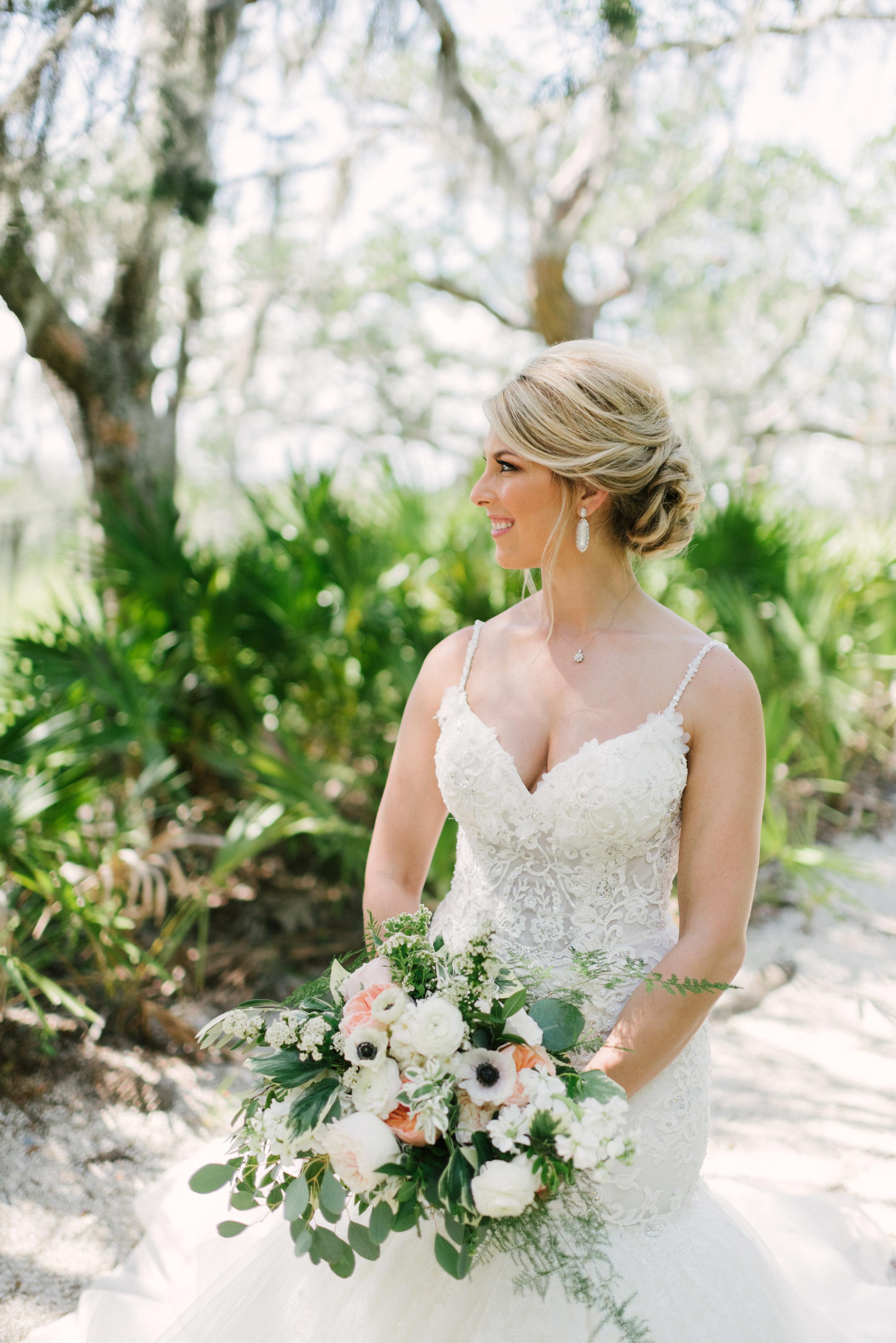 Rustic Modern Amelia Island Destination Wedding