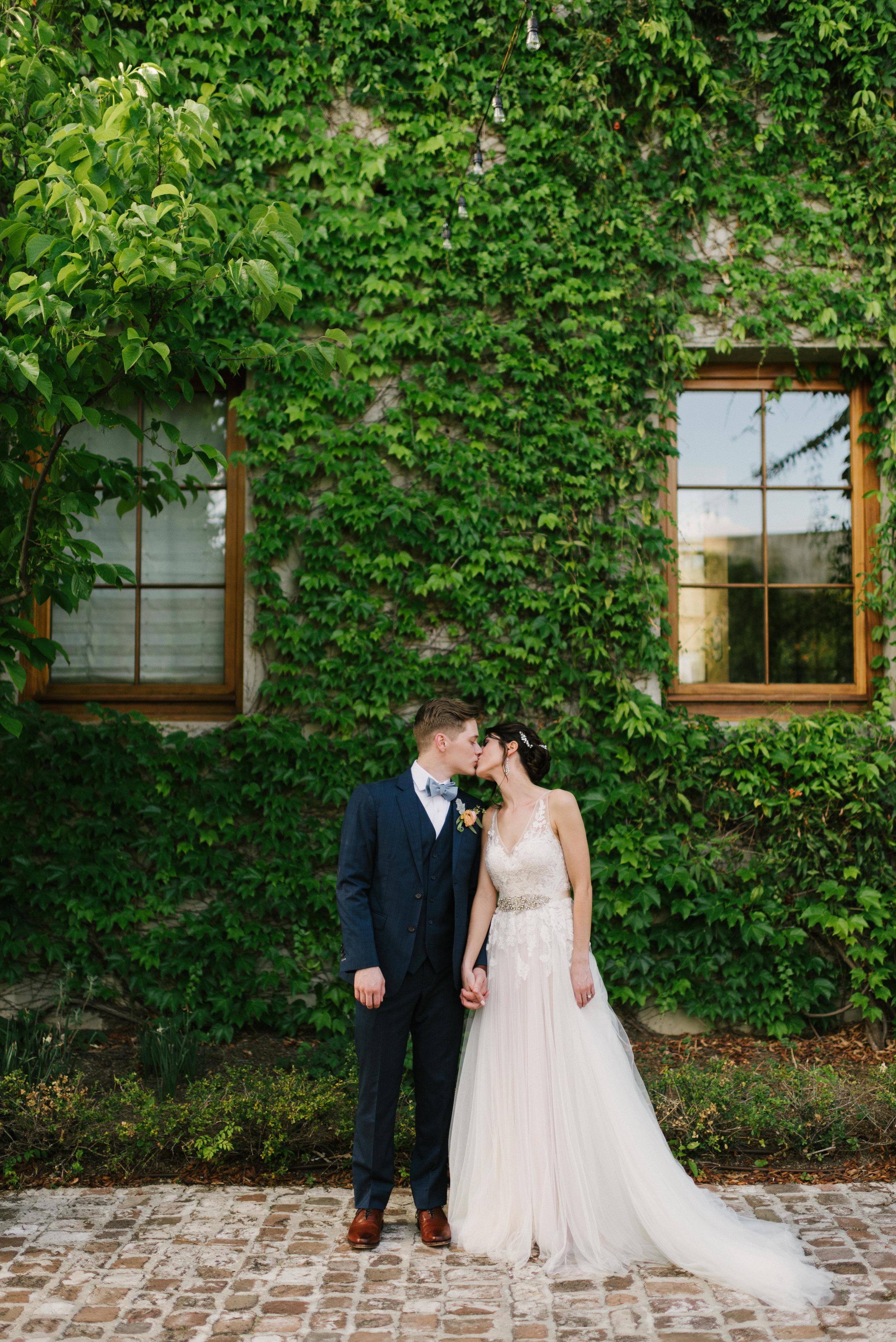 Industrial Modern Atlanta Wedding by Lauren Rae Photography