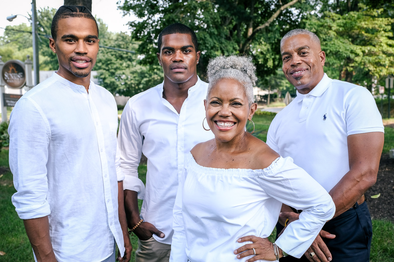 Tell me this family doesn't belong on the covers of Essence AND Ebony magazines.