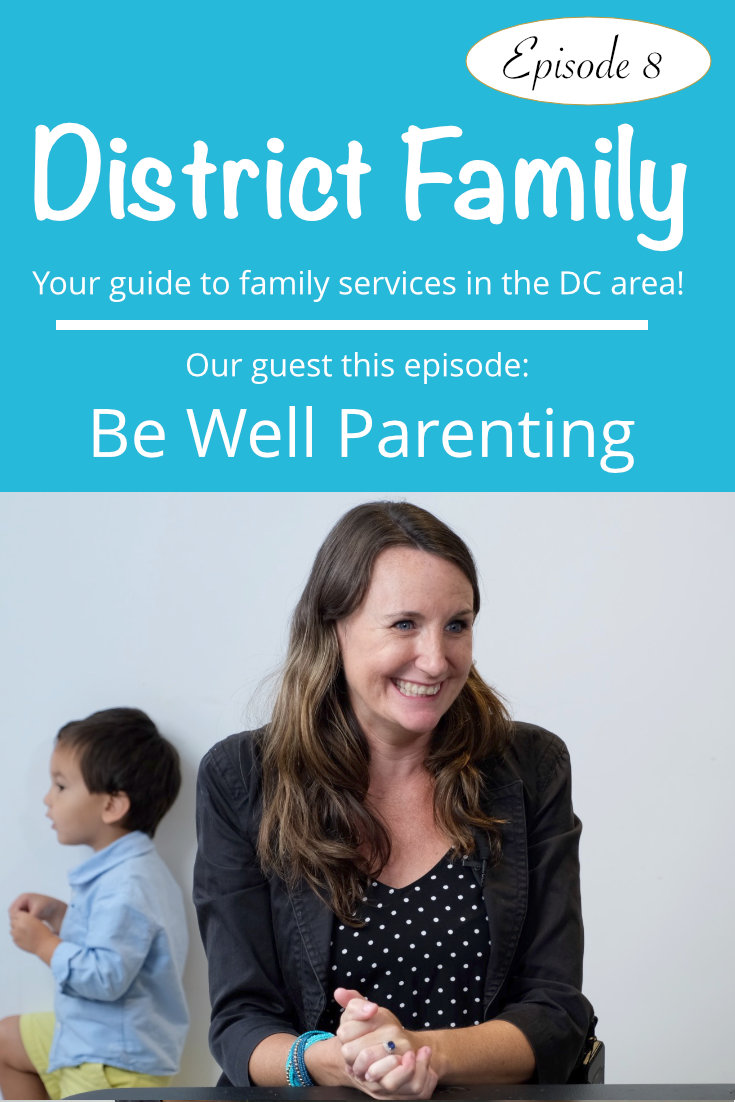 Pinterest graphic ep 8 - Be Well Parenting.jpg