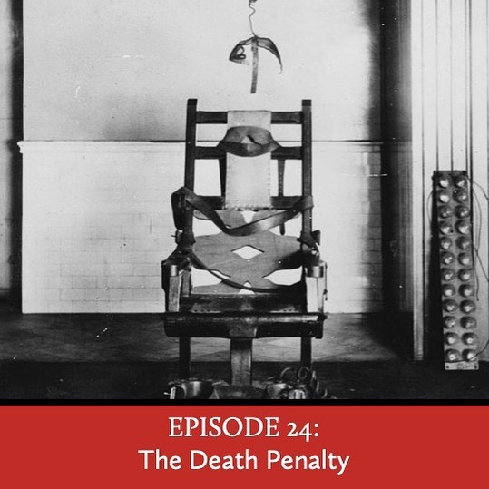 JUST RELEASED 💥 There are few topics that bring on as much emotional outrage and heated argument as the death penalty. It's the kind of debate that divides friends, families and nations, and it falls on a short list of subjects about which nearly everyone has a strong, inflexible opinion. This episode is going to bring you some facts, some history and some research about the death penalty in the United States, and examine where we are now and how we got here. ⚡️ Listen now on @applepodcasts, @soundcloud, @stitcherpodcasts or through the link in our bio