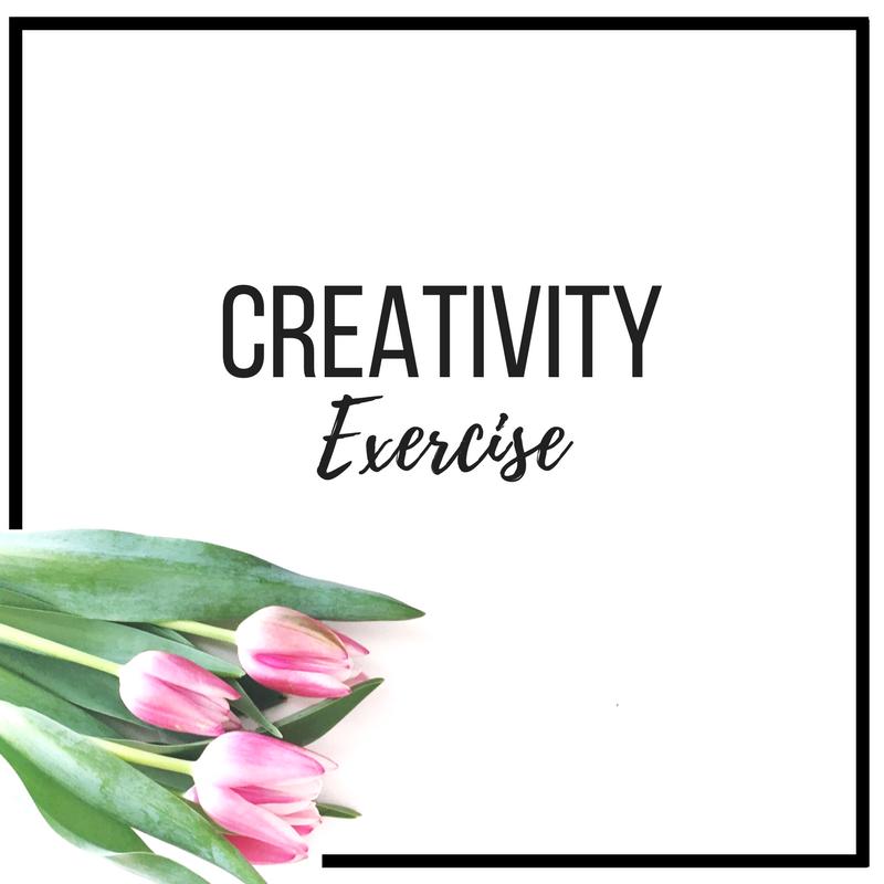 creativity exercise