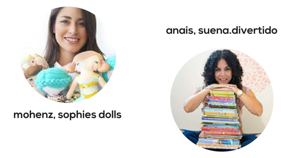 please visit:  sophies dolls  and  suena divertido